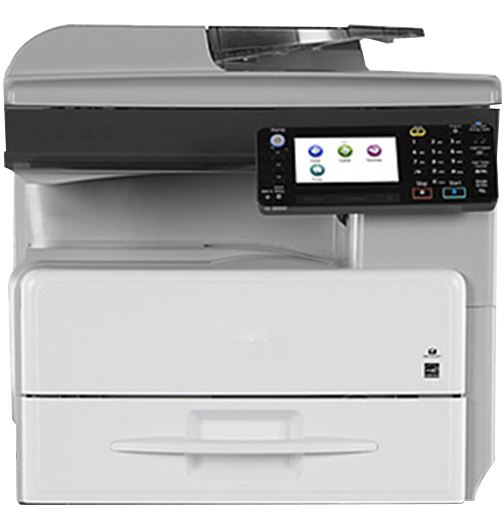 Black and White Laser Multifunction Printer